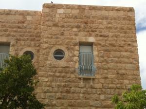 בריקים מפרוק לחיפוי קירות חיצוניים